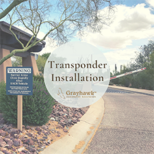 transponder small